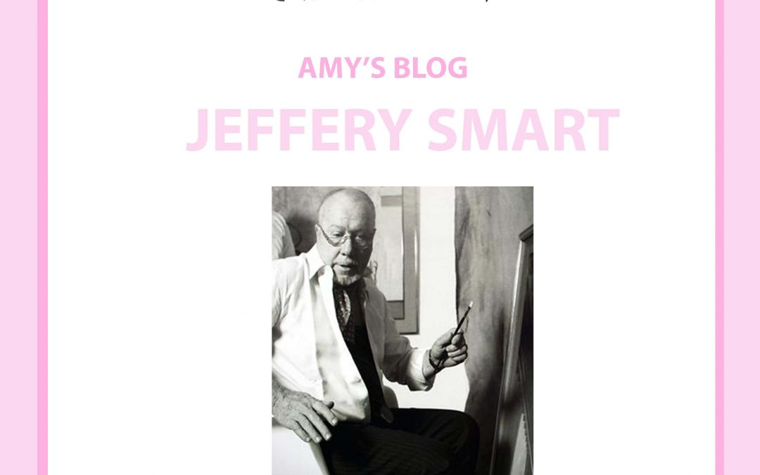 Jeffery Smart an his love of Industrialism