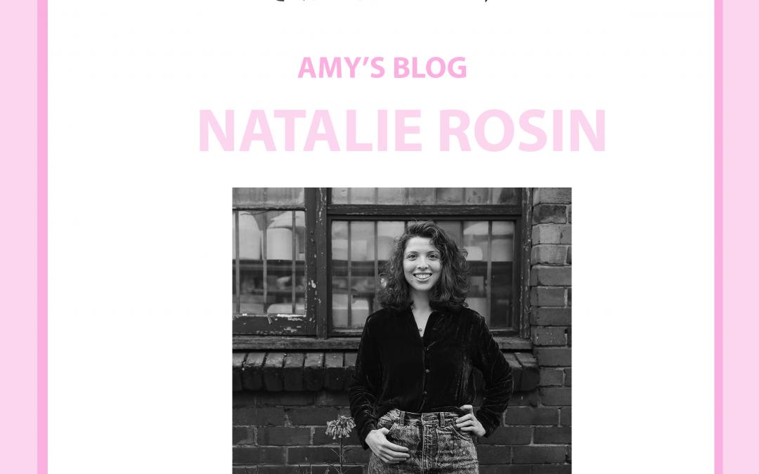 Natalie Rosin and Ceramic structure
