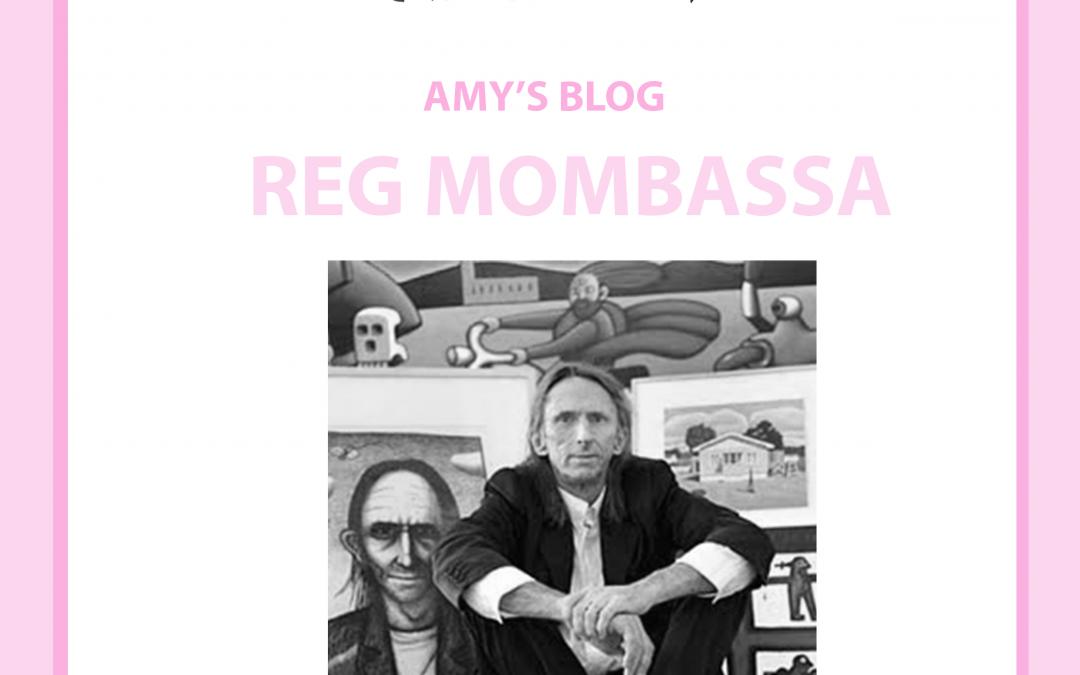 Reg Mombassa and regional Landscapes